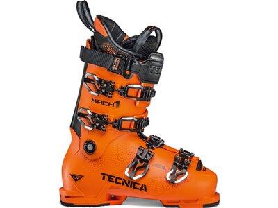 TECNICA Herren Skistiefel MACH1 LV 130 Orange