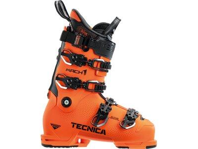 TECNICA Herren Skischuhe MACH1 MV 130 TD Braun