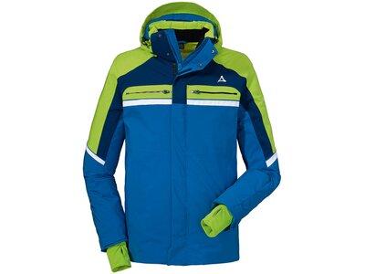 SCHÖFFEL Herren Skijacke Bergamo1 Blau