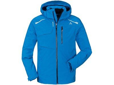 SCHÖFFEL Herren Jacke Ski Obertauern1 Blau