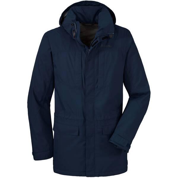 SCHÖFFEL Herren Regenjacke Jacket Interlaken