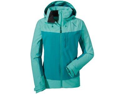 SCHÖFFEL Damen Jacke Jacket Victoria Blau