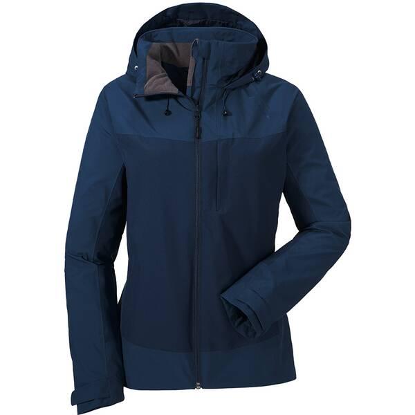 SCHÖFFEL Damen Jacke Jacket Victoria Schwarz