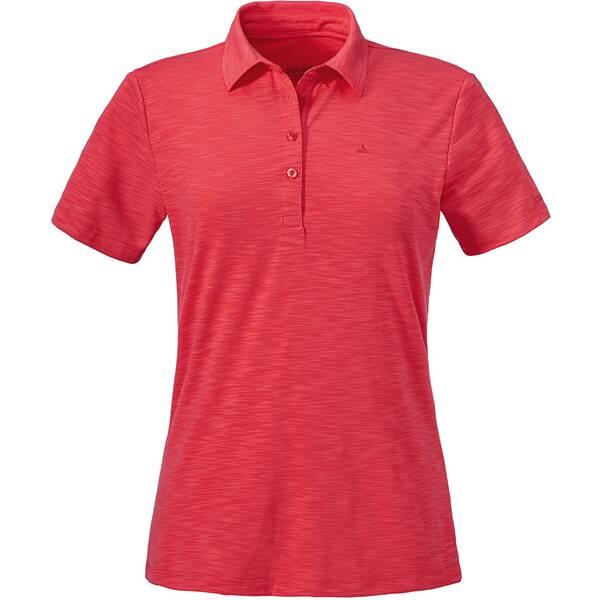 SCHÖFFEL Damen Outdoor-Shirt Polo Shirt Capri