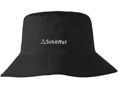 SCHÖFFEL Hut Rain Hat III Schwarz