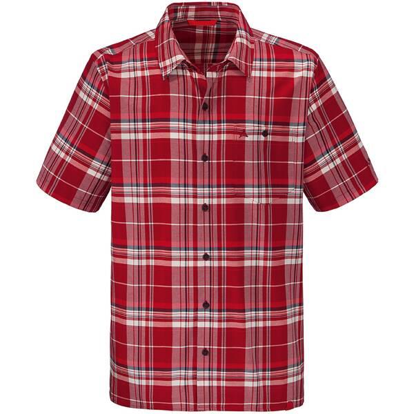 SCHÖFFEL Shirt Bischofshofen UV Rot