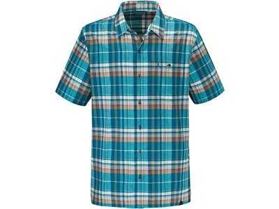 SCHÖFFEL Shirt Bischofshofen UV Braun