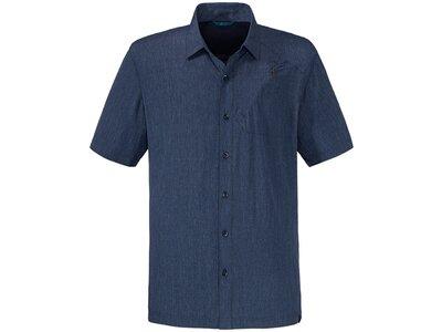 SCHÖFFEL Shirt Freiburg UV Blau