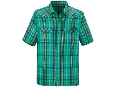 SCHÖFFEL Shirt Jackson Hole Grün