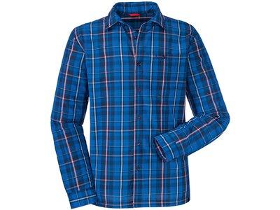 SCHÖFFEL Herren Shirt Jenbach UV Blau