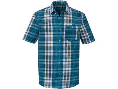 SCHÖFFEL Shirt Kuopio UV Blau