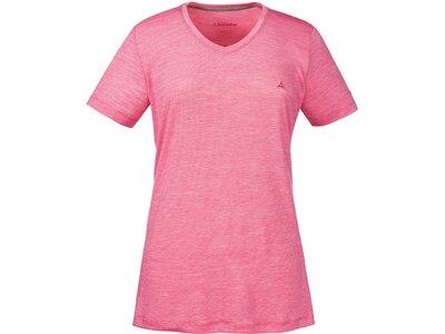 SCHÖFFEL Damen T-Shirt Nuria Pink