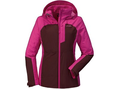 SCHÖFFEL Damen Outdoor-Jacke ZipIn Jacket Alyeska Pink