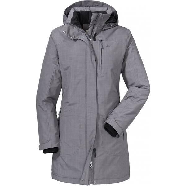 SCHÖFFEL Damen Jacke Insulated Parka Monterey