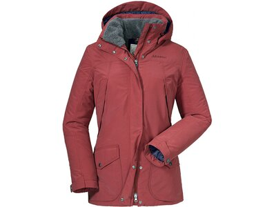 SCHÖFFEL Damen Jacke Insulated Tingri Rot