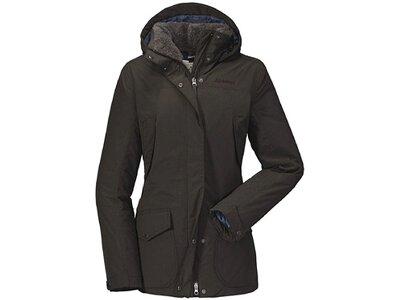 SCHÖFFEL Damen Jacke Insulated Tingri Grau