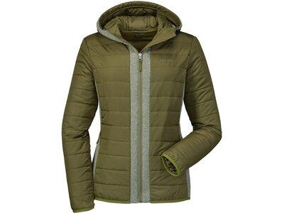SCHÖFFEL Damen Jacke Hybrid Gijon1 Grün