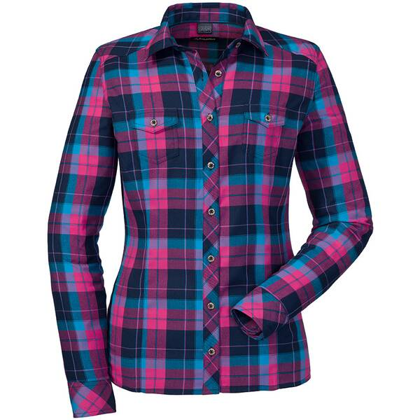 SCHÖFFEL Damen Bluse Blouse Andermatt1