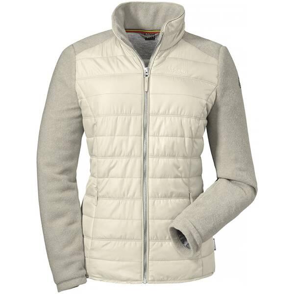 SCHÖFFEL Damen Jacke Hybrid La Paz1 Silber