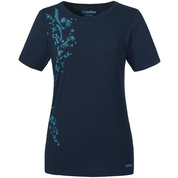 SCHÖFFEL Damen T-Shirt Kinshasa1