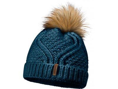 SCHÖFFEL Damen Mütze Tenies 1 Blau