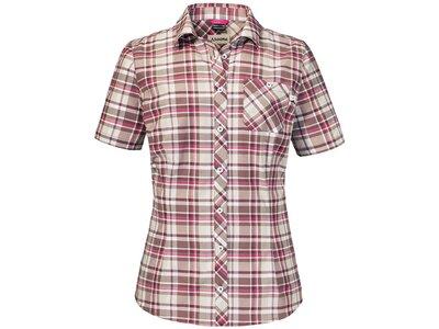 SCHÖFFEL Damen Bluse Blouse Kalkutta1 Pink