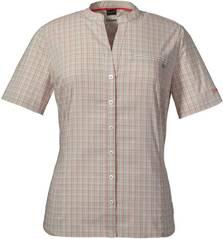 SCHÖFFEL Damen Bluse Mumbai1 Kurzarm