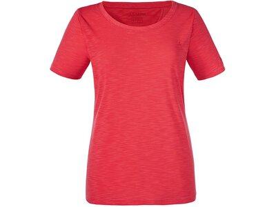 SCHÖFFEL Damen Outdoor-Shirt T-Shirt Verviers 1 Rot