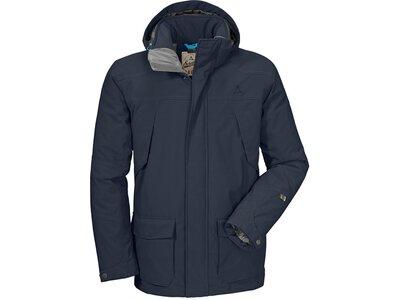 SCHÖFFEL Herren Jacke Insulated Jacket Nepal1 Grau