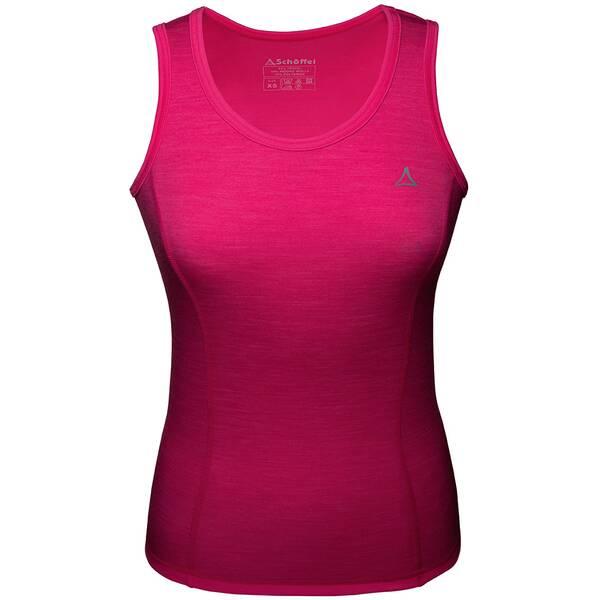 SCHÖFFEL Damen Unterhemd Merino Sport Top W