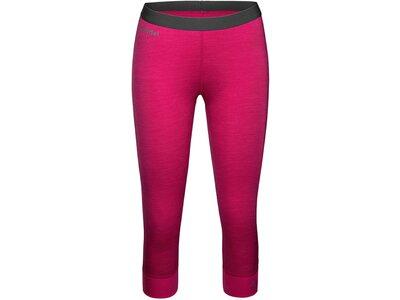 SCHÖFFEL Damen Unterhose Merino Sport Pants short W Pink
