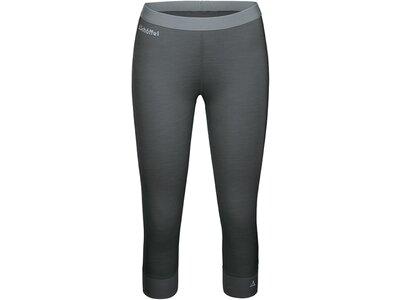 SCHÖFFEL Damen Unterhose Merino Sport Pants short W Schwarz