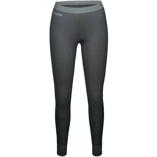 SCHÖFFEL Damen Unterhose Merino Sport Pants long W