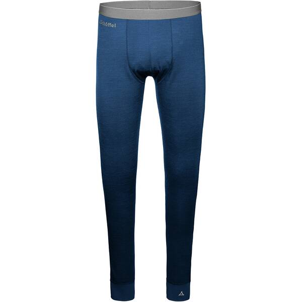 SCHÖFFEL Herren Unterhose Merino Sport Pants long M