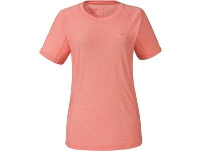 SCHÖFFEL Damen T-Shirt Riessersee1 Orange