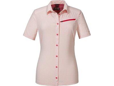 SCHÖFFEL Damen Bluse Saragossa2 UV Pink