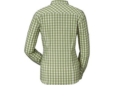 SCHÖFFEL Damen Bluse Riga3 Grün