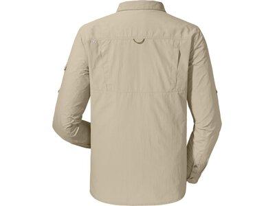 SCHÖFFEL Herren Shirt Gibraltar1 UV Grau