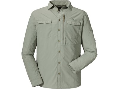 SCHÖFFEL Herren Shirt Gibraltar1 UV Grün