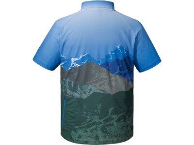 SCHÖFFEL Herren T-Shirt Saalbach M Grün