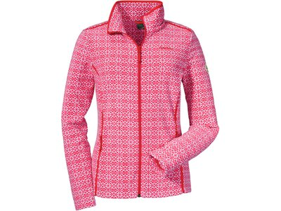 SCHÖFFEL Damen Fleece Jacket Salto2 Rot