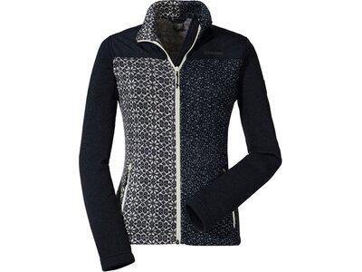 SCHÖFFEL Damen Fleece Jacket Tscherms3 Blau
