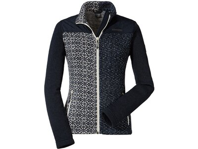 SCHÖFFEL Damen Fleece Jacket Tscherms3 Blau