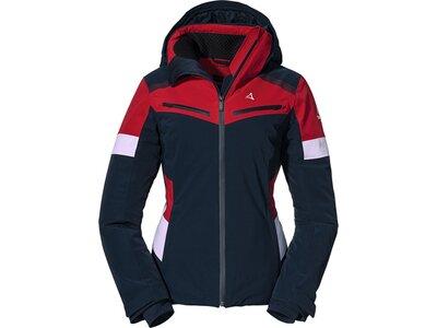SCHÖFFEL Damen Skijacke Paznaun Rot