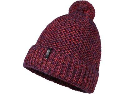 SCHÖFFEL Damen Knitted Hat Isskogel Lila