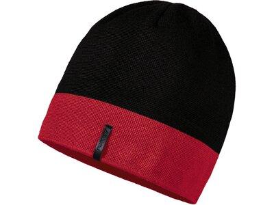SCHÖFFEL Herren Knitted Hat Schattwald Rot