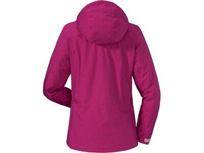 SCHÖFFEL Damen Jacke ZipIn! Skopje Rot