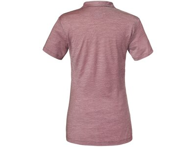 SCHÖFFEL Damen Poloshirt Manali Pink