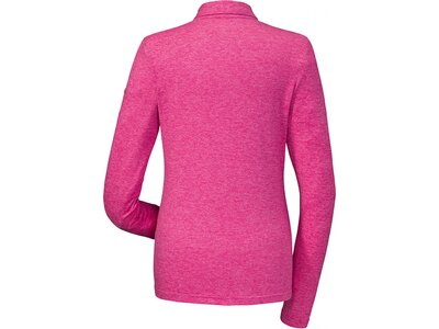 SCHÖFFEL Damen Longsleeve La Grave Pink