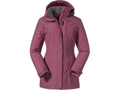 SCHÖFFEL Damen Insulated Jacket Portillo Lila